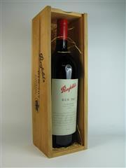 Sale 8340A - Lot 684 - 1x 1999 Penfolds Bin 707 Cabernet Sauvignon, South Australia - 1500ml magnum in original timber box