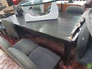 Sale 8648C - Lot 1033 - Large Inlaid Dining Table