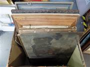 Sale 8437 - Lot 2036 - Collection of Modernist Paintings and Watercolours  (various sizes)