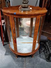 Sale 8777 - Lot 1061 - Art Deco Display Cabinet