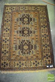 Sale 8386 - Lot 1035 - Persian Balouch (137 x 95cm)