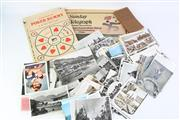 Sale 8819 - Lot 2545 - Box Of Mainly Postcards And Other Ephemera