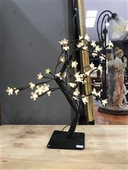 Sale 8868 - Lot 1567 - Tree Form Lamp