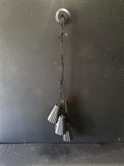 Sale 8979 - Lot 1055 - Modern Hanging Light  (L:128cm)