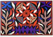 Sale 8996A - Lot 5015 - John Coburn (1925 - 2006) - Death & Transfigurations, 1988 55.5 x 75 cm