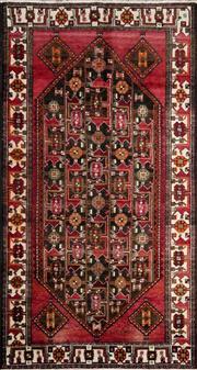 Sale 8321C - Lot 69 - Persian Shiraz 160cm x 290cm RRP $1500