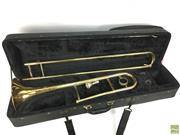Sale 8648A - Lot 46 - Cased Trombone