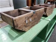 Sale 8740 - Lot 1061 - Pair of Grape Picking Baskets