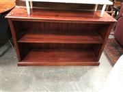 Sale 8868 - Lot 1566 - Low Open Bookcase