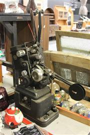 Sale 8383 - Lot 1080 - Vintage Valve Projector