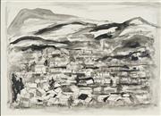 Sale 8755 - Lot 510 - Desiderius Orban (1884 - 1986) - Kyoto, 1962 38 x 51.5cm