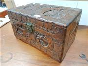 Sale 8834 - Lot 1077 - Small Camphor Box
