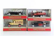 Sale 8960T - Lot 13 - A Set Of Four Matchbox Models of Yesteryear Toy Cars Incl Mercedes