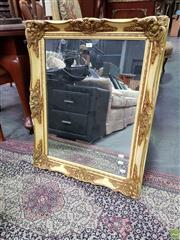 Sale 8611 - Lot 1085 - Italian Framed Mirror (74 x 58.5cm)
