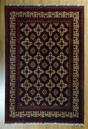 Sale 8717C - Lot 23 - Afghan Qunduzi 300cm x 200cm