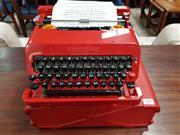 Sale 8782 - Lot 1048 - Valentine Olivetti Typewriter in Case
