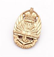 Sale 9052 - Lot 302 - Australian WWII General Service Badge