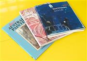 Sale 9066H - Lot 32 - Three art books. Brett Whiteley Art & Life by Barry Pearce together with New Beginnings and Great Australian Paintings.