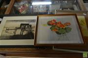 Sale 8495 - Lot 2062 - Collection of 5 Artworks by H. Rosenblum