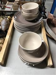 Sale 8789 - Lot 2297 - Collection of Papaya Dinnerwares