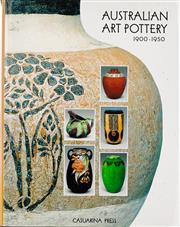 Sale 8425 - Lot 20 - Casuarina Press Australian Art Pottery 1900-1950