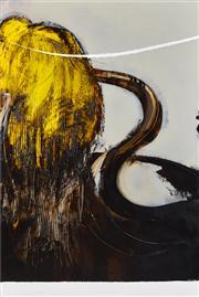 Sale 8344 - Lot 546 - Richard Allen (1964 - ) - Monaro Landscape 180 x 120cm