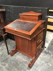Sale 8868 - Lot 1166 - Victorian Davenport Desk