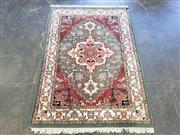 Sale 8962 - Lot 1089 - Indo-Persian Woollen Rug (234 x 166cm)
