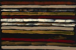 Sale 9174JM - Lot 5077 - BELLA KAYE Australia Day acrylic on canvas 51 x 92 cm signed and titled verso