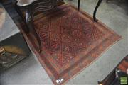 Sale 8431C - Lot 1 - Persian Baluchi 140cm x 130cm