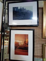 Sale 8552 - Lot 2031 - 2 Steve Turner Framed Photos