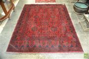Sale 8431C - Lot 2 - Afgham Khal Mohamadi 200cm x 150cm
