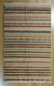 Sale 8717C - Lot 26 - Afghan Chobi 187cm x 117cm
