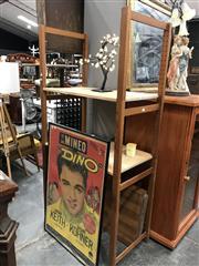 Sale 8868 - Lot 1568 - Open Bookcase