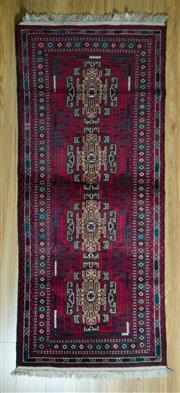 Sale 8693C - Lot 61 - Persian Baluchi 195cm x 80cm