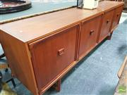 Sale 8451 - Lot 1064 - Parker 4 Door Sideboard