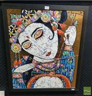 Sale 8552 - Lot 2053 - Original Balinese Work