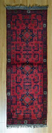 Sale 8693C - Lot 62 - Afghan Khal Mohamadi 155cm x 55cm
