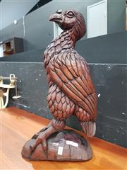 Sale 8834 - Lot 1001 - Carved Timber Dodo