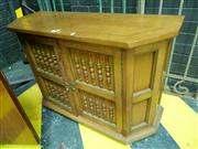 Sale 7943A - Lot 1528 - Cabinet with 2 Doors