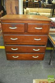 Sale 8383 - Lot 1427 - Five Drawer Chest