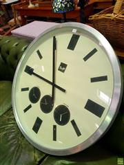 Sale 8648 - Lot 1038 - Salt & Pepper Wall Clock