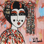 Sale 8826A - Lot 5070 - Yosi Messiah (1964 - ) - The Empress 85 x 85cm