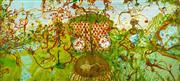 Sale 9047A - Lot 5016 - John Olsen (1928 - ) - Spring At Rydal, 1992 51.5 x 114 cm (sheetsize: 62 x 123 cm)