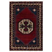 Sale 8971C - Lot 72 - Antique Caucasian Kazak Rug, Circa 1930, 190x285, Handspun Wool