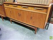 Sale 8451 - Lot 1026 - G-Plan Fresco Teak Sideboard