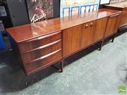 Sale 8421 - Lot 1064 - Superb McIntosh Rosewood Sideboard