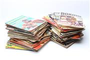 Sale 8733 - Lot 16 - Over 120 boxing magazines, 30 with Ali covers, with lots of good associated copies of the Ring for Frazier and Foreman.