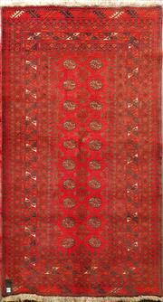 Sale 8889 - Lot 1093 - Persian Qunduzi (190 x 105cm)