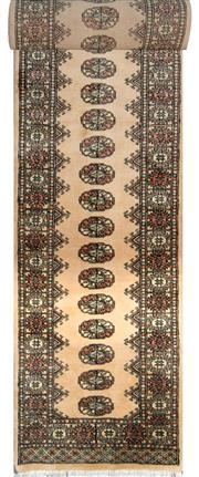 Sale 8321C - Lot 73 - Pak Bukhara Runner 600cm x 80cm RRP $2000